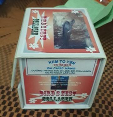 Kem tổ yến collagen đa chức năng Bird's Nest | Kem tổ yến Bird's Nest