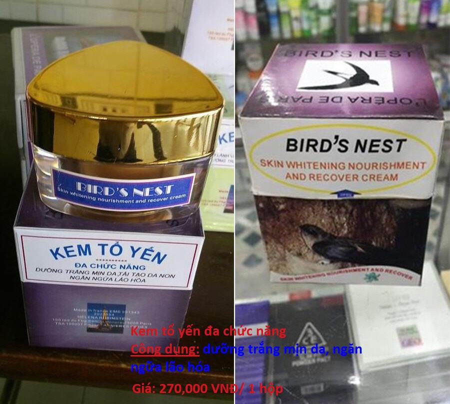 Kem tổ yến đa chức năng | Kem tổ yến Bird's Nest